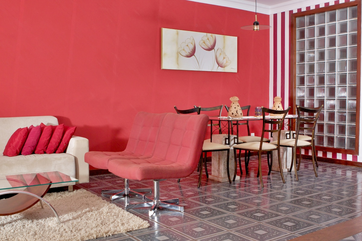 Room stay central point of Brasilia
