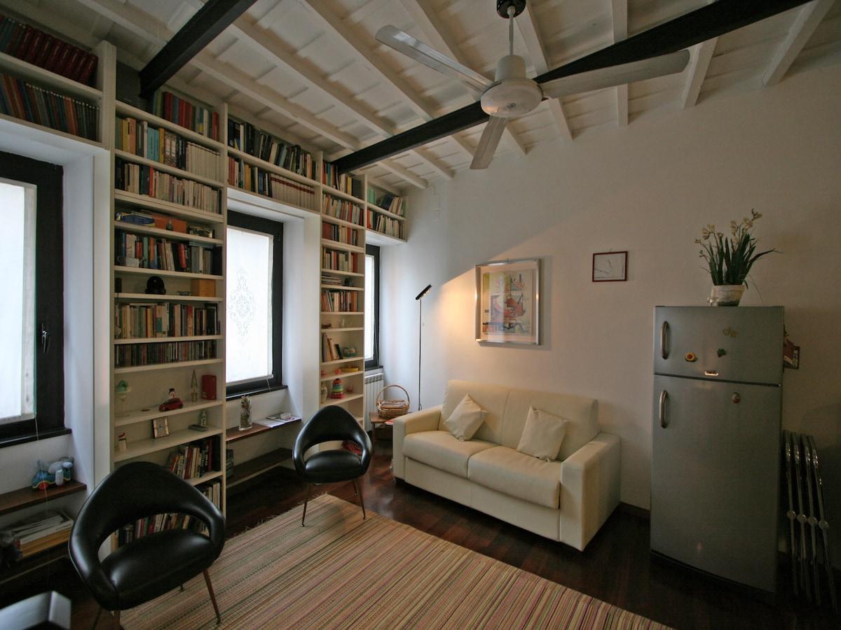 Iris: In the heart of Trastevere