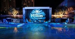 HILTON - 5 star resort luxury