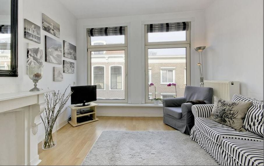 Charming apartment, centre Haarlem!