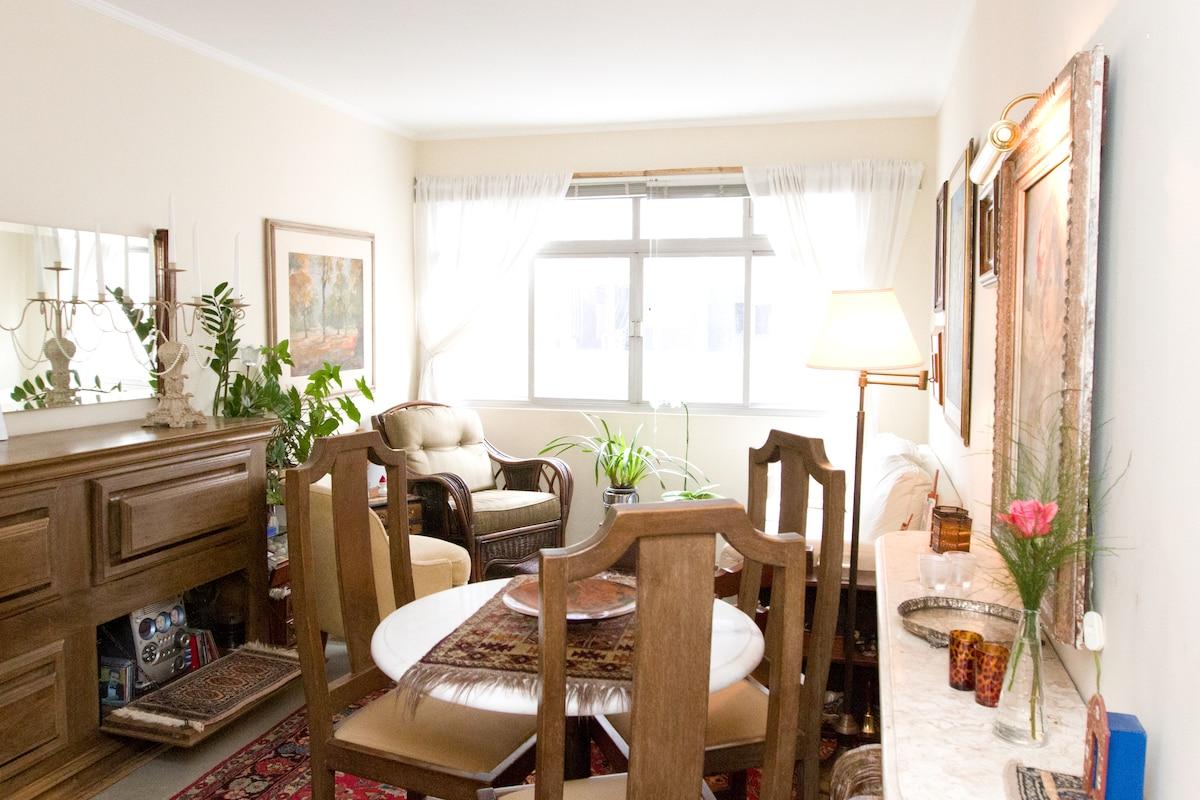 **Characterful flat in Itaim Bibi!