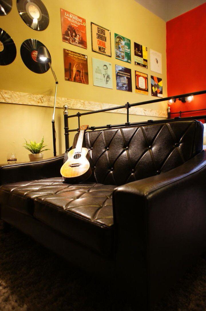 星巴克唱片世界獨立套房