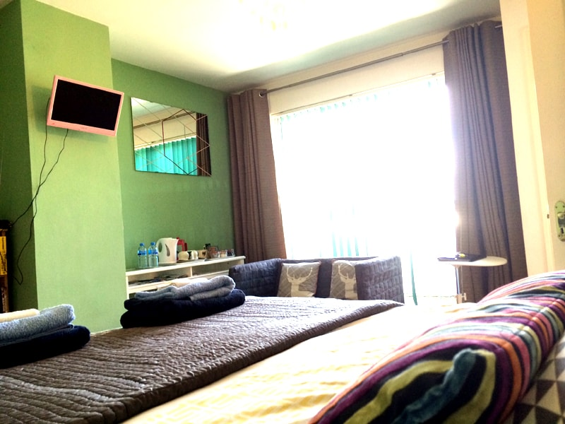 Ensuite Balcony Room WIFI Dublin 15