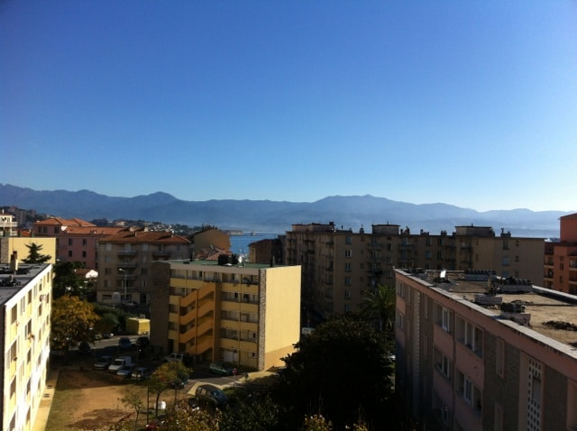 T2 centre ville Ajaccio