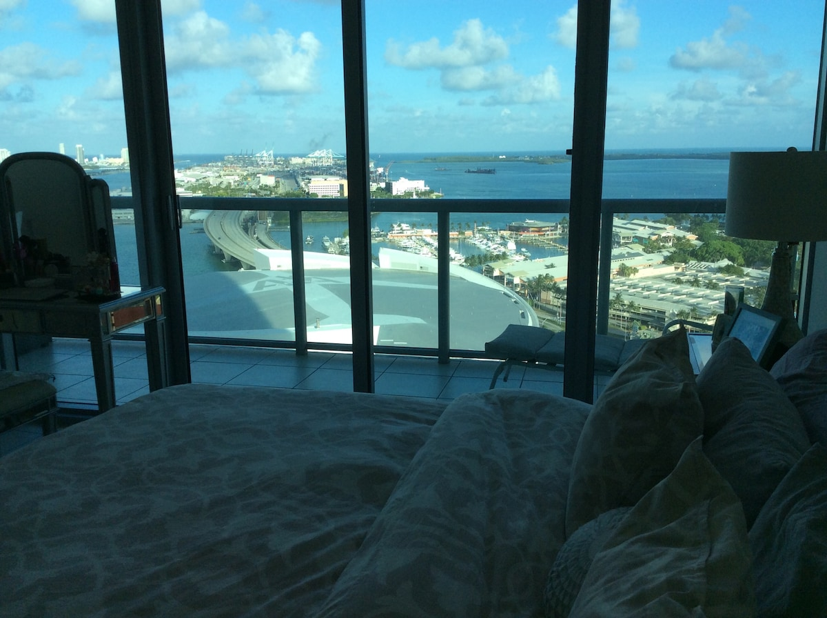 Best view in Miami