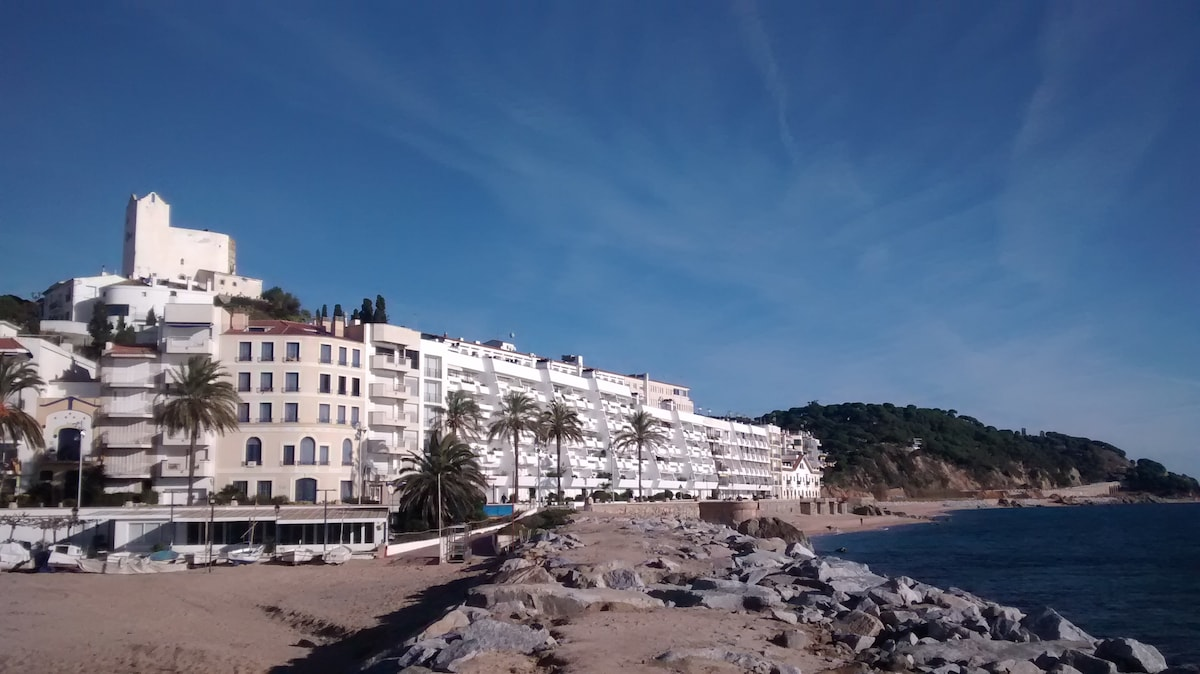 Ocean Front Apartment Costa Maresme