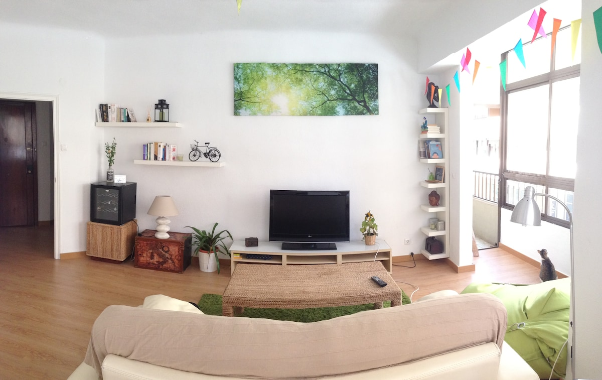 Estupenda habitación en el centro