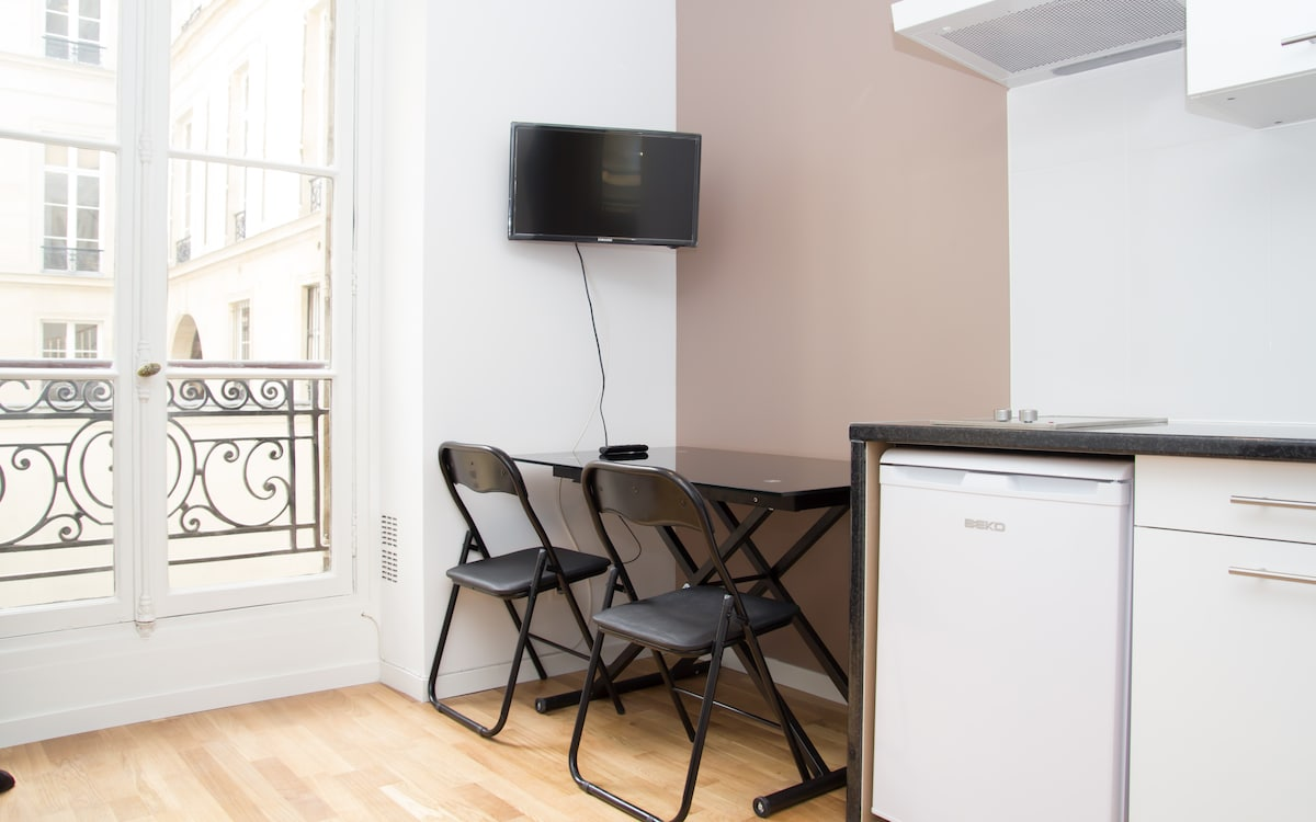Studio in the heart of Paris !