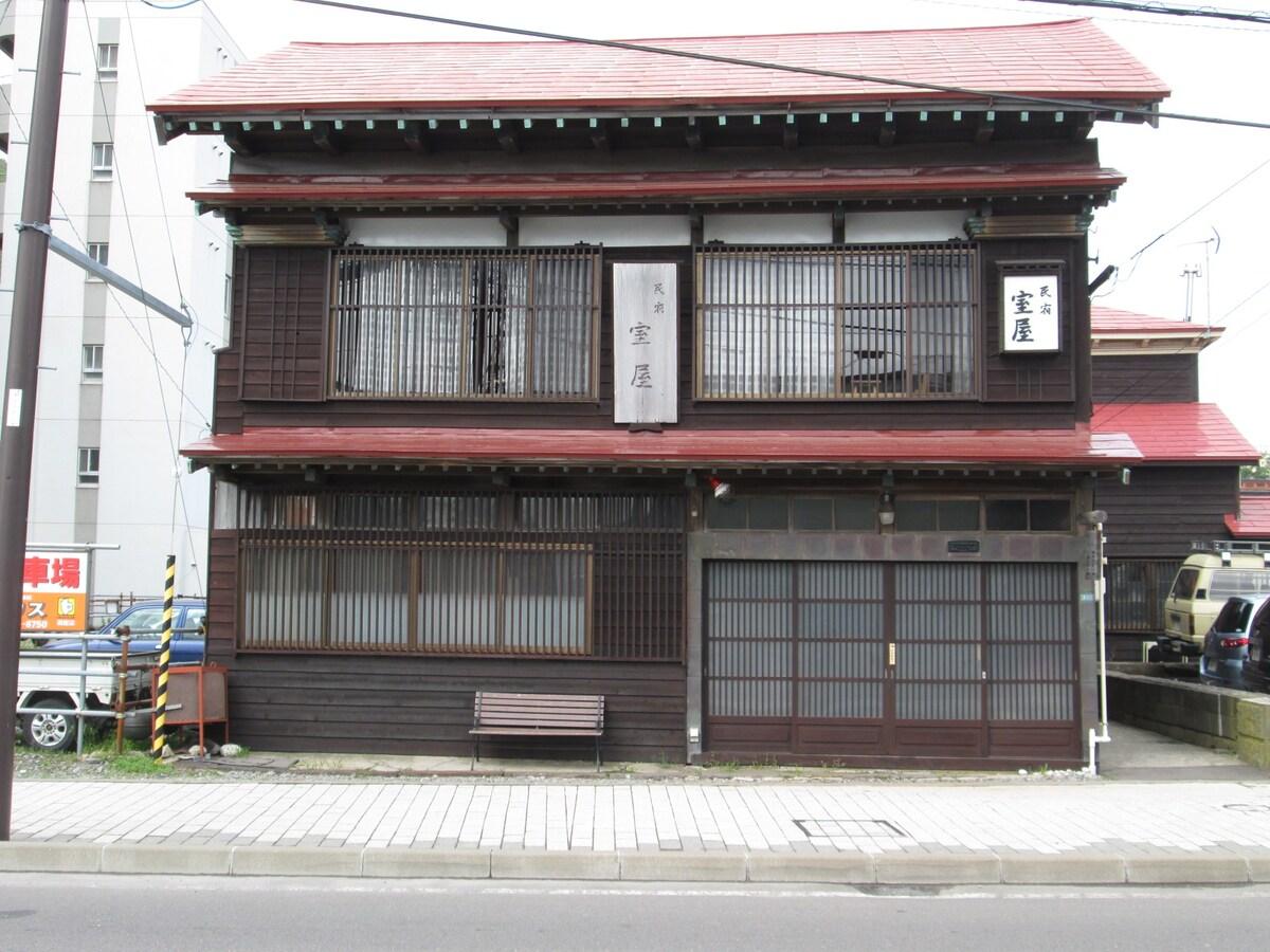 Minsyuku MUROYA,  6 tatami room No2