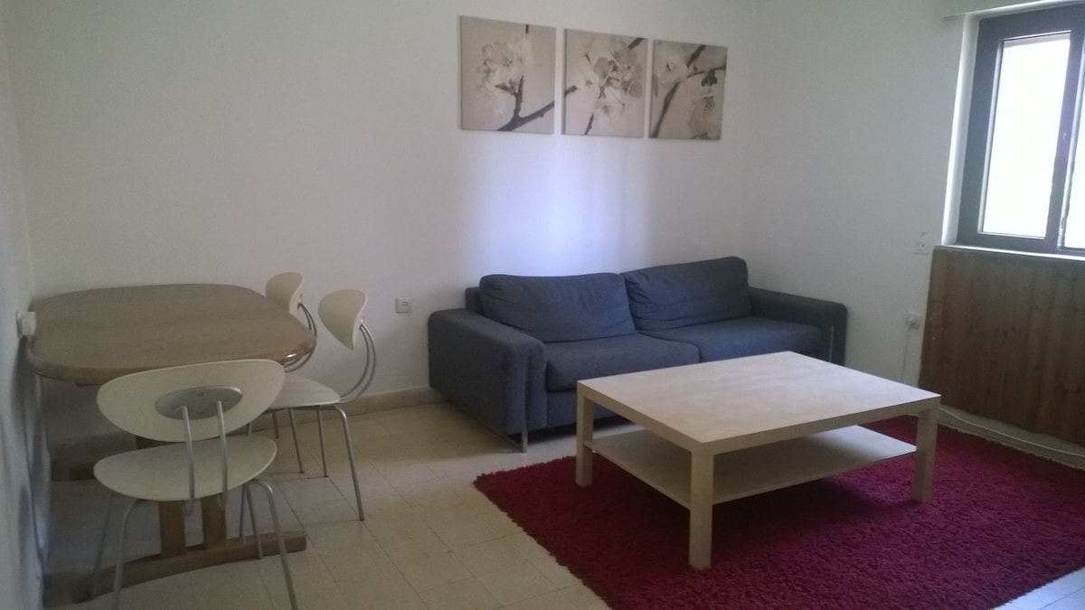 1 BDR, Best location in Jerusalem!