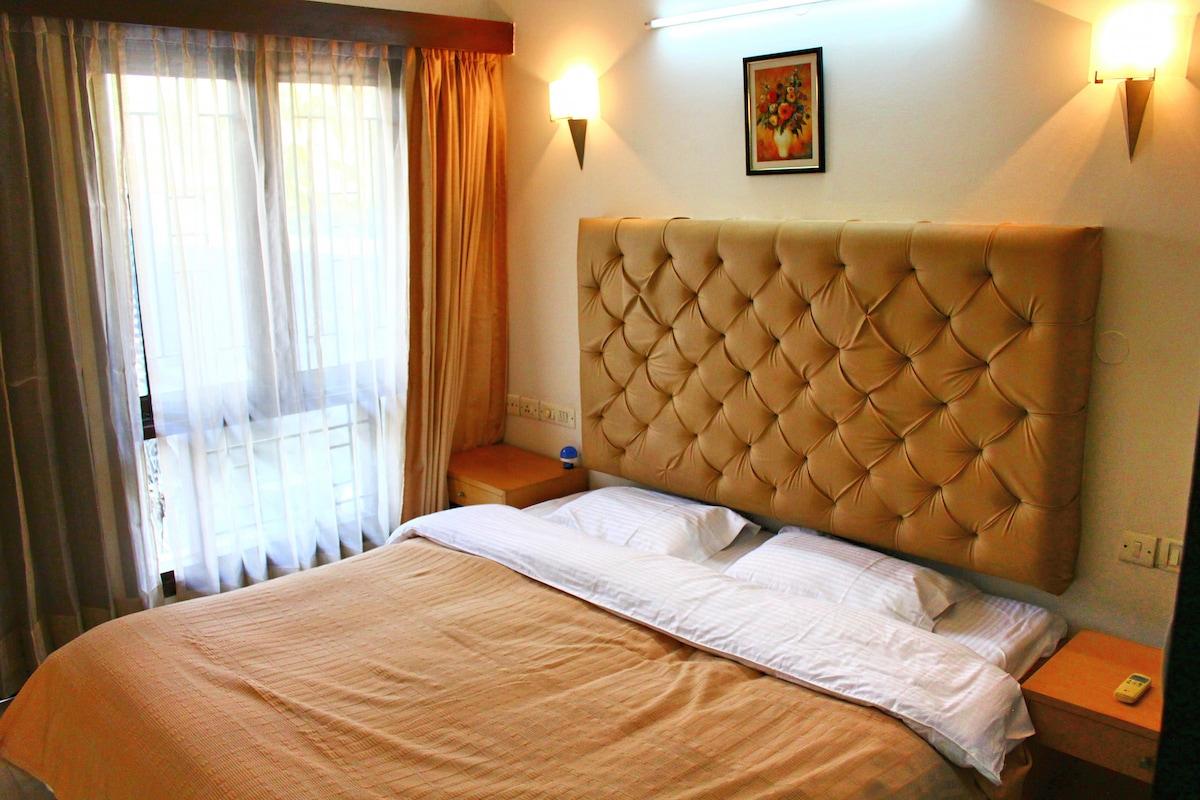 Clean&Quiet AC room (Japanese host)