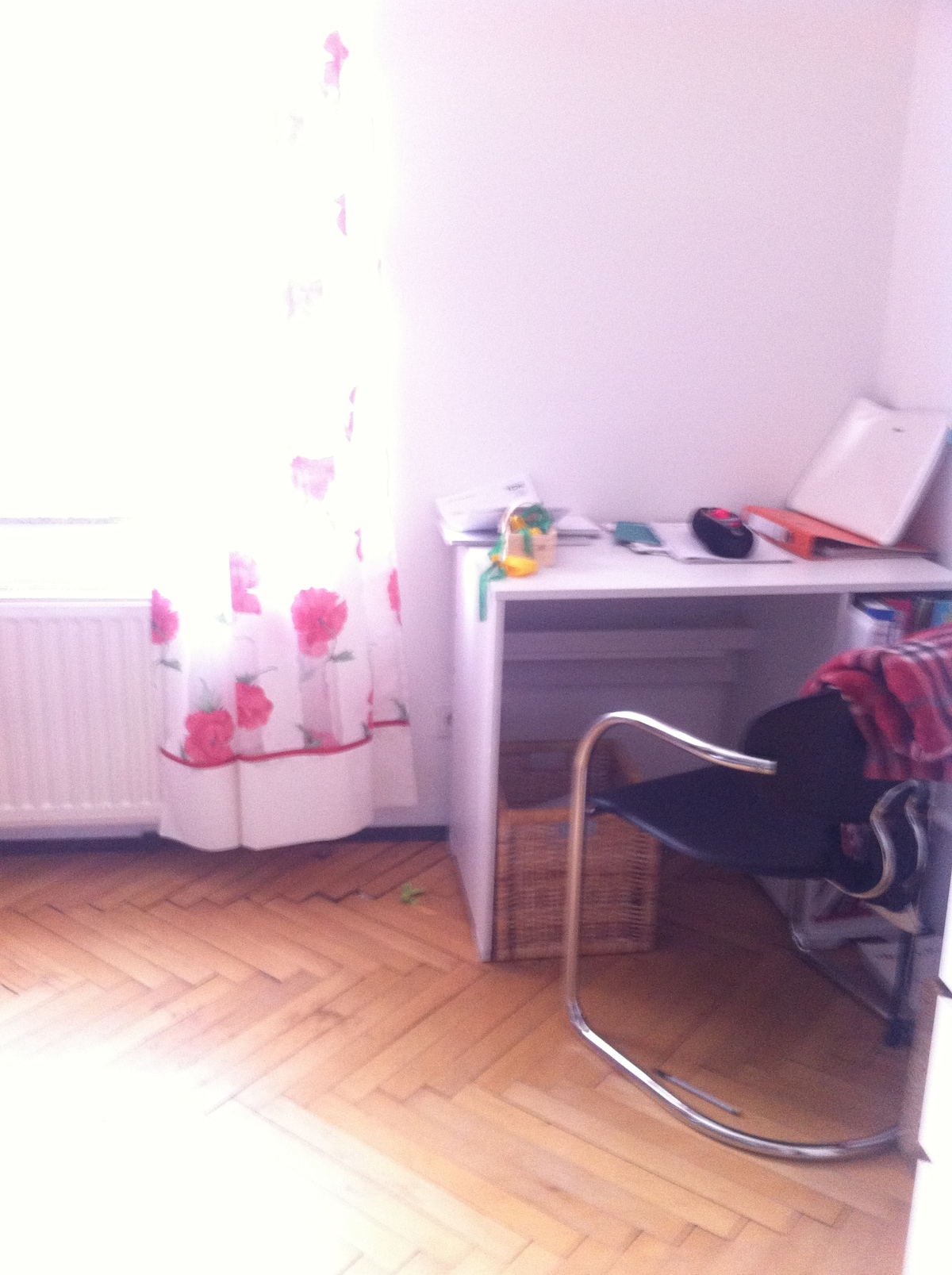 Central, cosy room