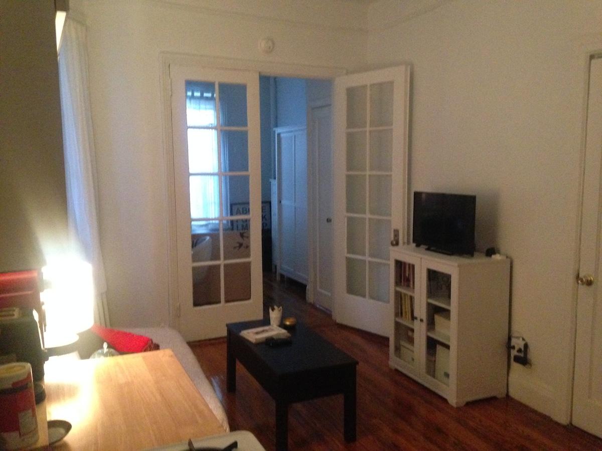 Cute 1bedroom apartment at UWS!