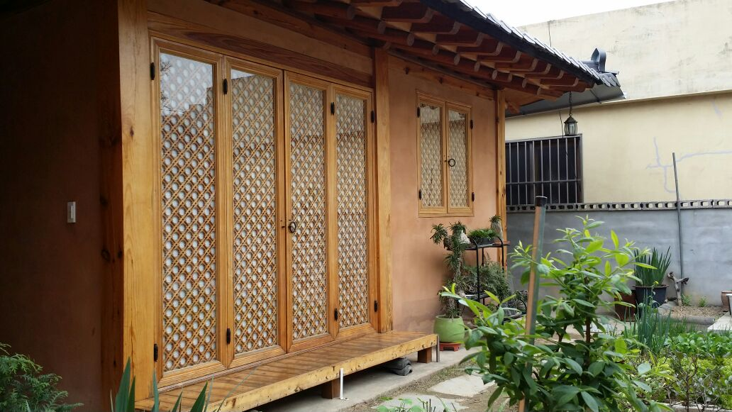 Traditional Korean House 1
