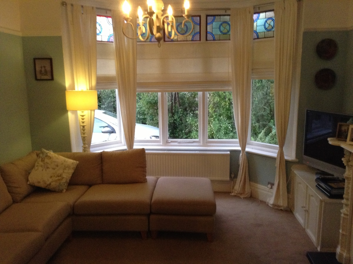 Lovely family home near Liverpool