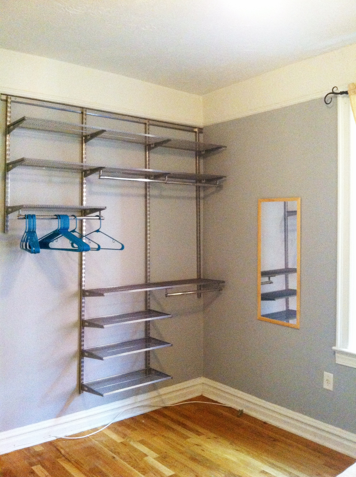 We have ample storage needs for all of your belongings.