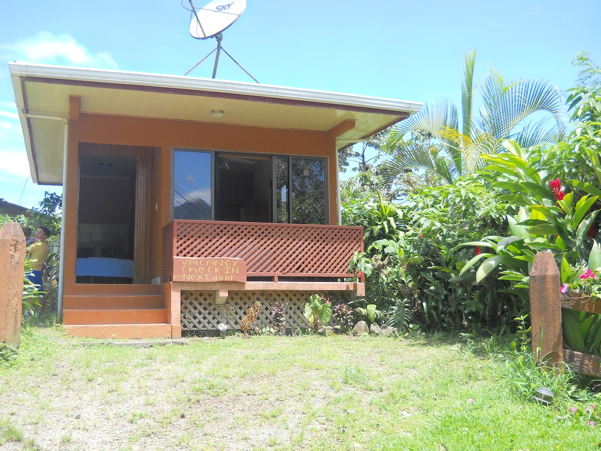 Equipped Bungalow 2  Bedrooms.