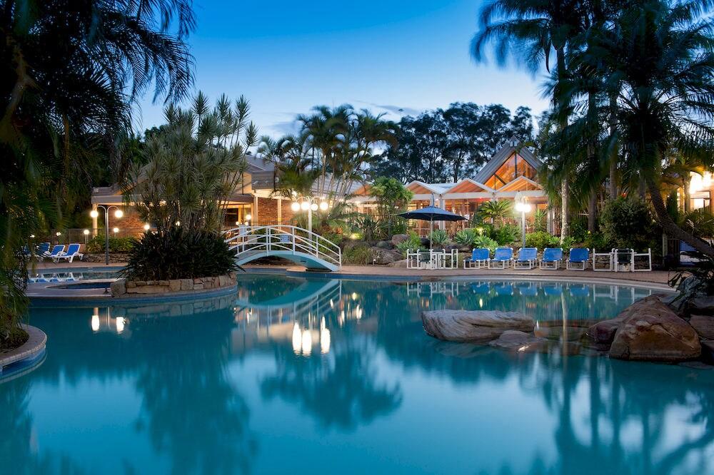 2 bdr condo Boambee Bay Resort