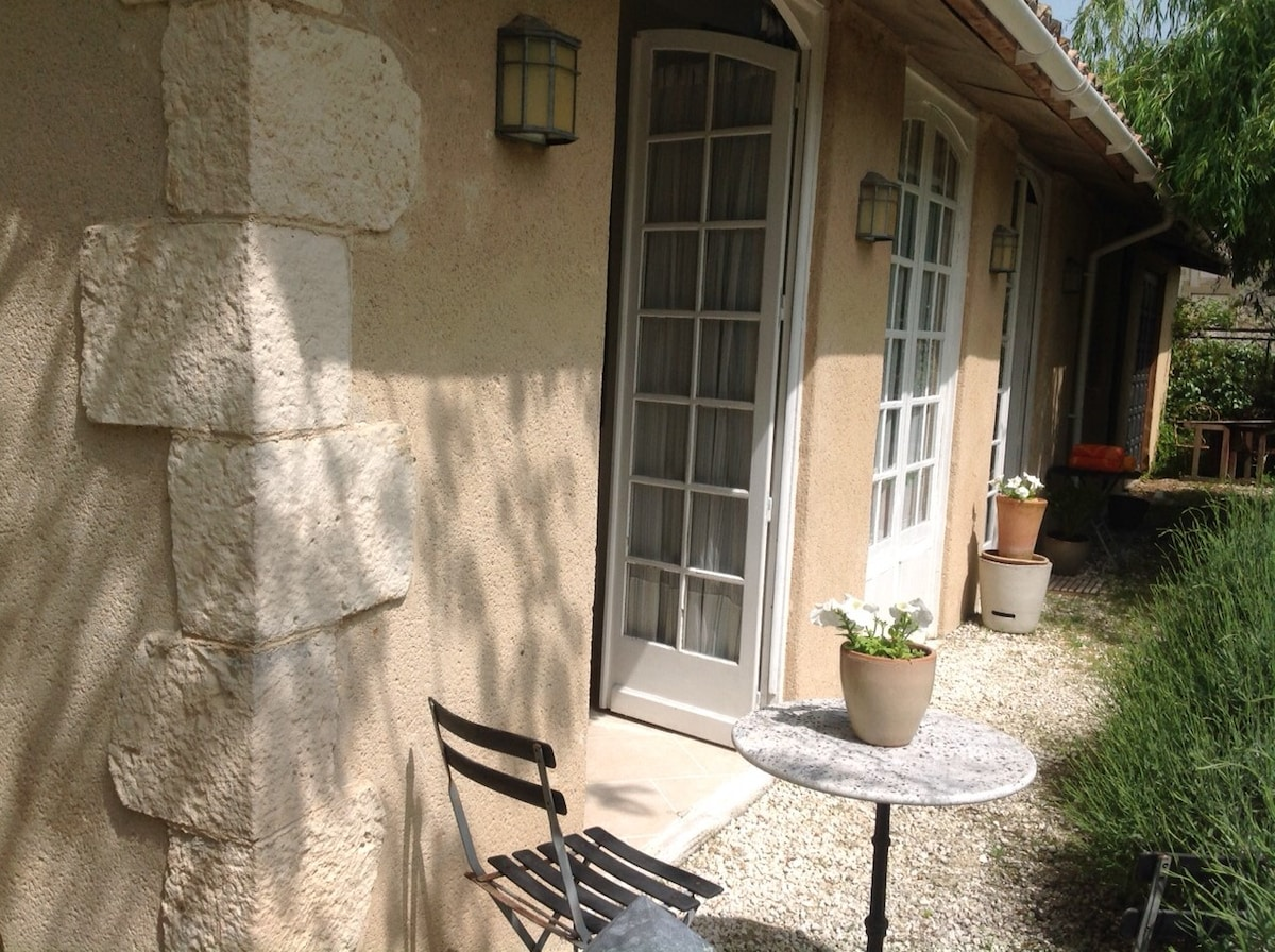 The Orangerie, self contained gîte
