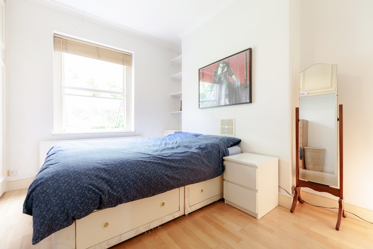 Great double bedroom in London!
