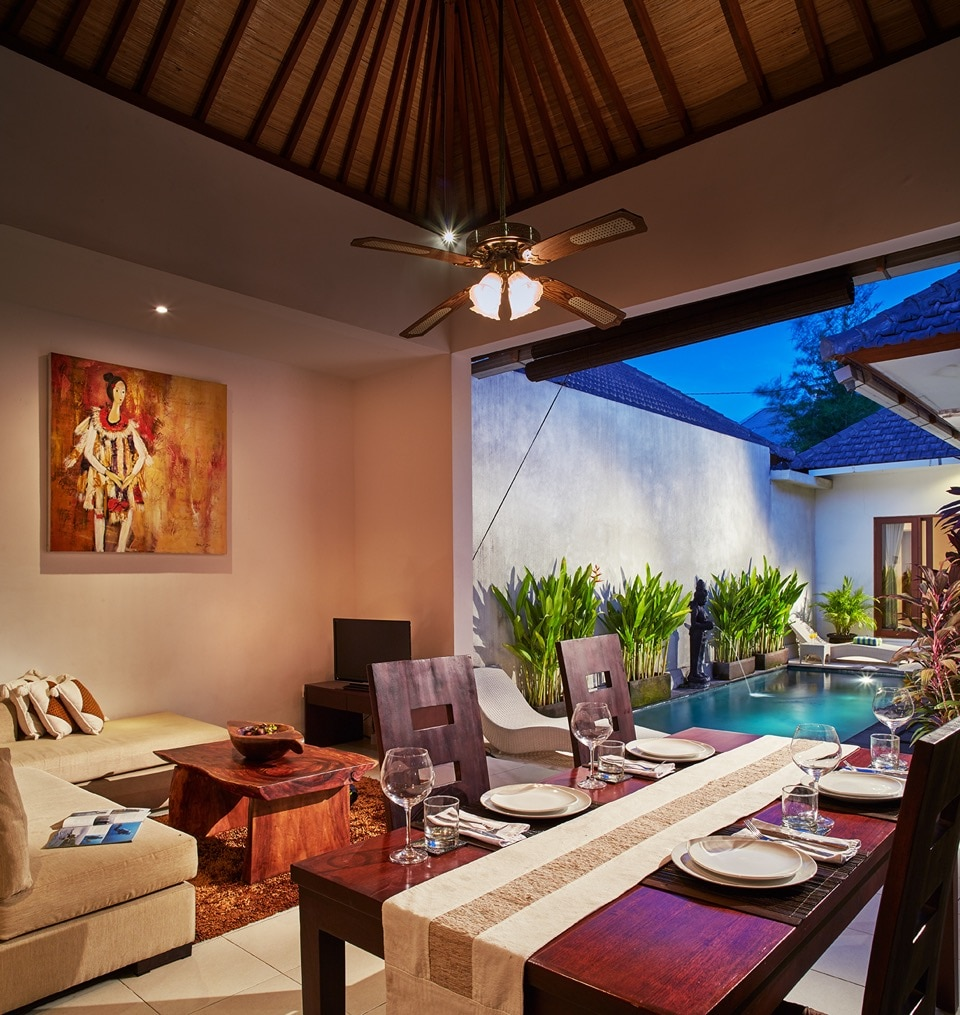 Bella 1BR Private Villa in Seminyak