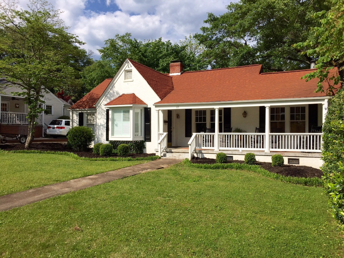 Cottage Near Downtown Greenville