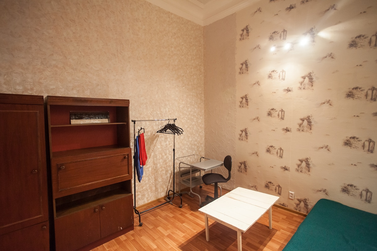 Nice room in the heart of the city