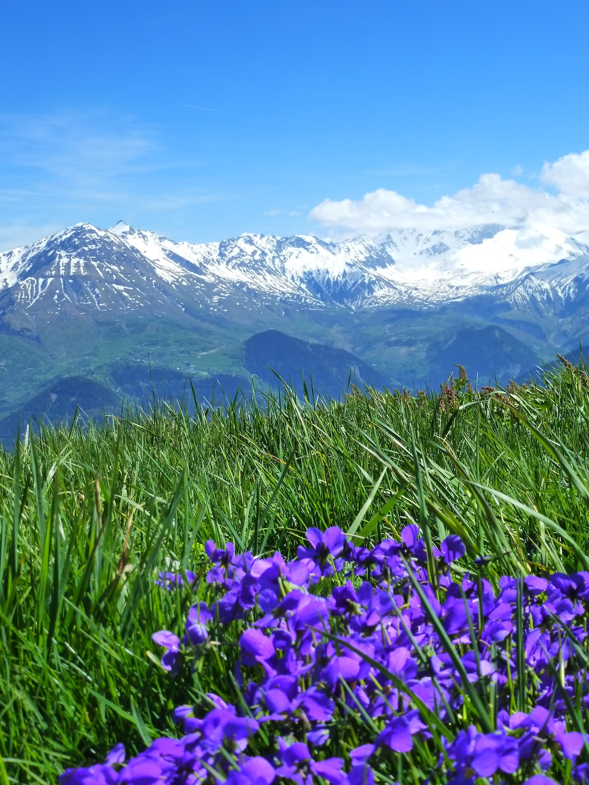 Maurienne valley by bike or foot