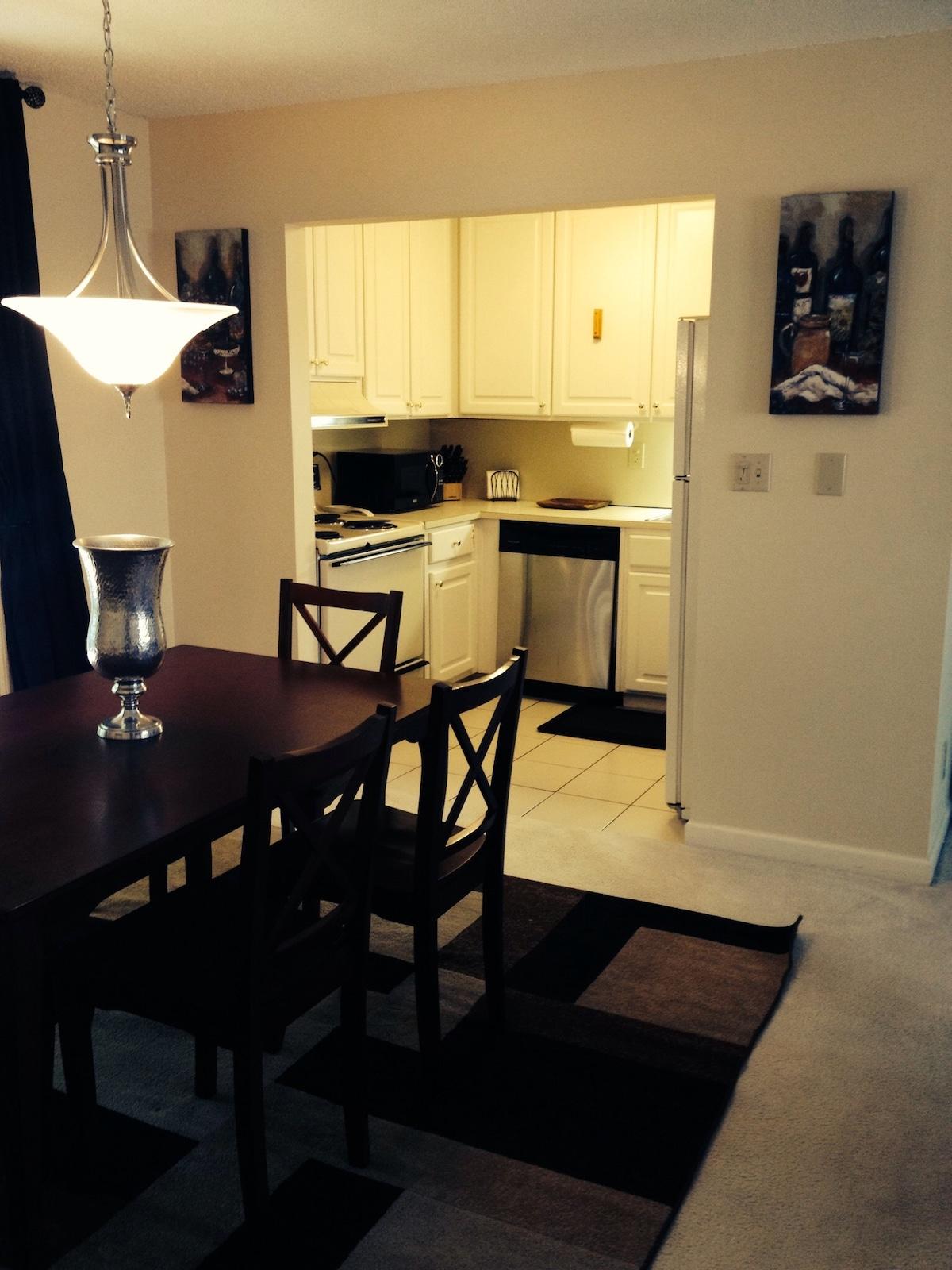 Dinning room / Kitchen