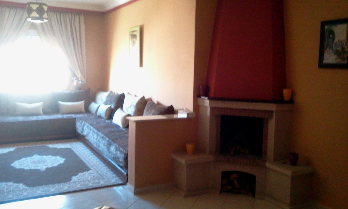 Appartement El fadl Marrakech Maroc
