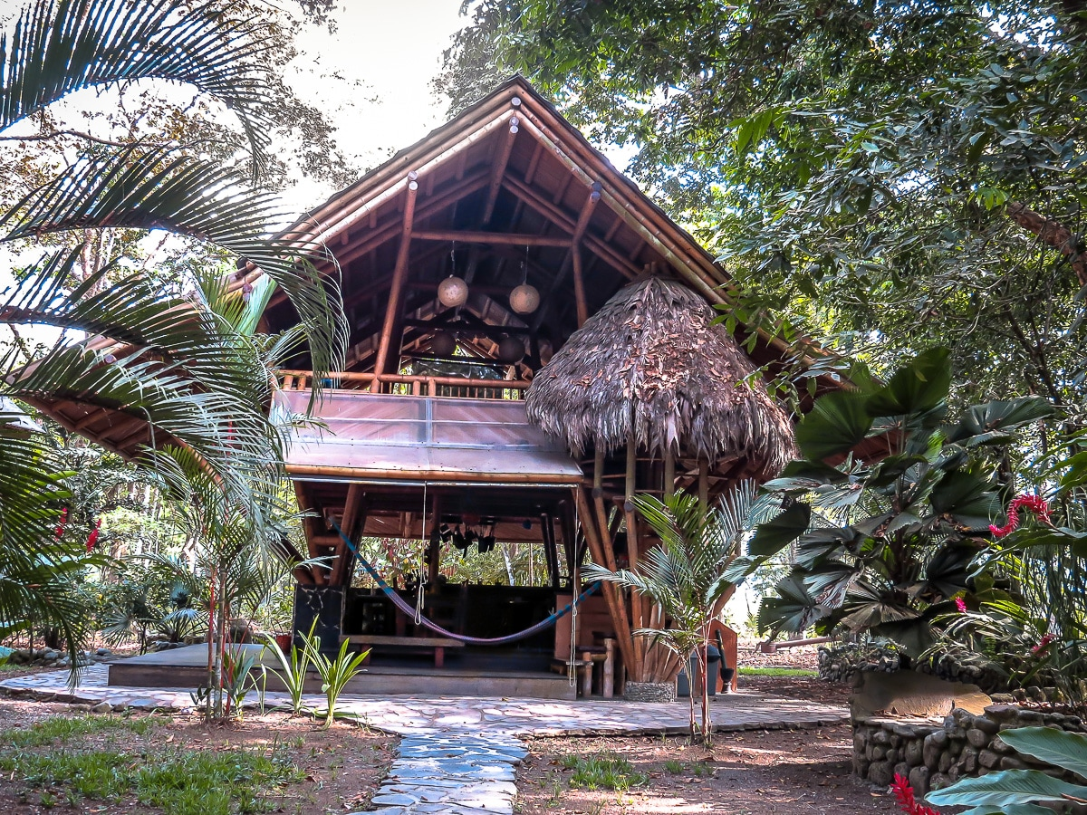 Bamboo Beach House, Osa Peninsula