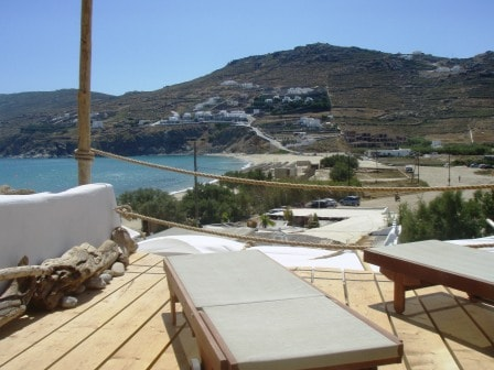 STUDIO FOR 4 GUESTS WITH SEA VIEW