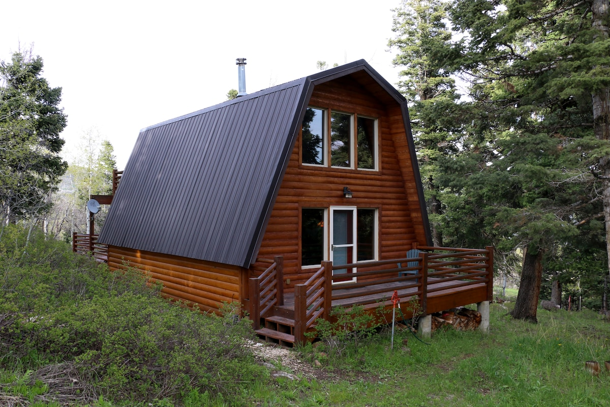Cozy Cabin/Park City/Wooded Mtn.