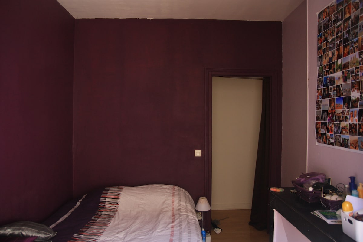 Appartement, 12ème-Girls only