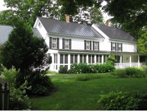Charming Old Colonial on the Common