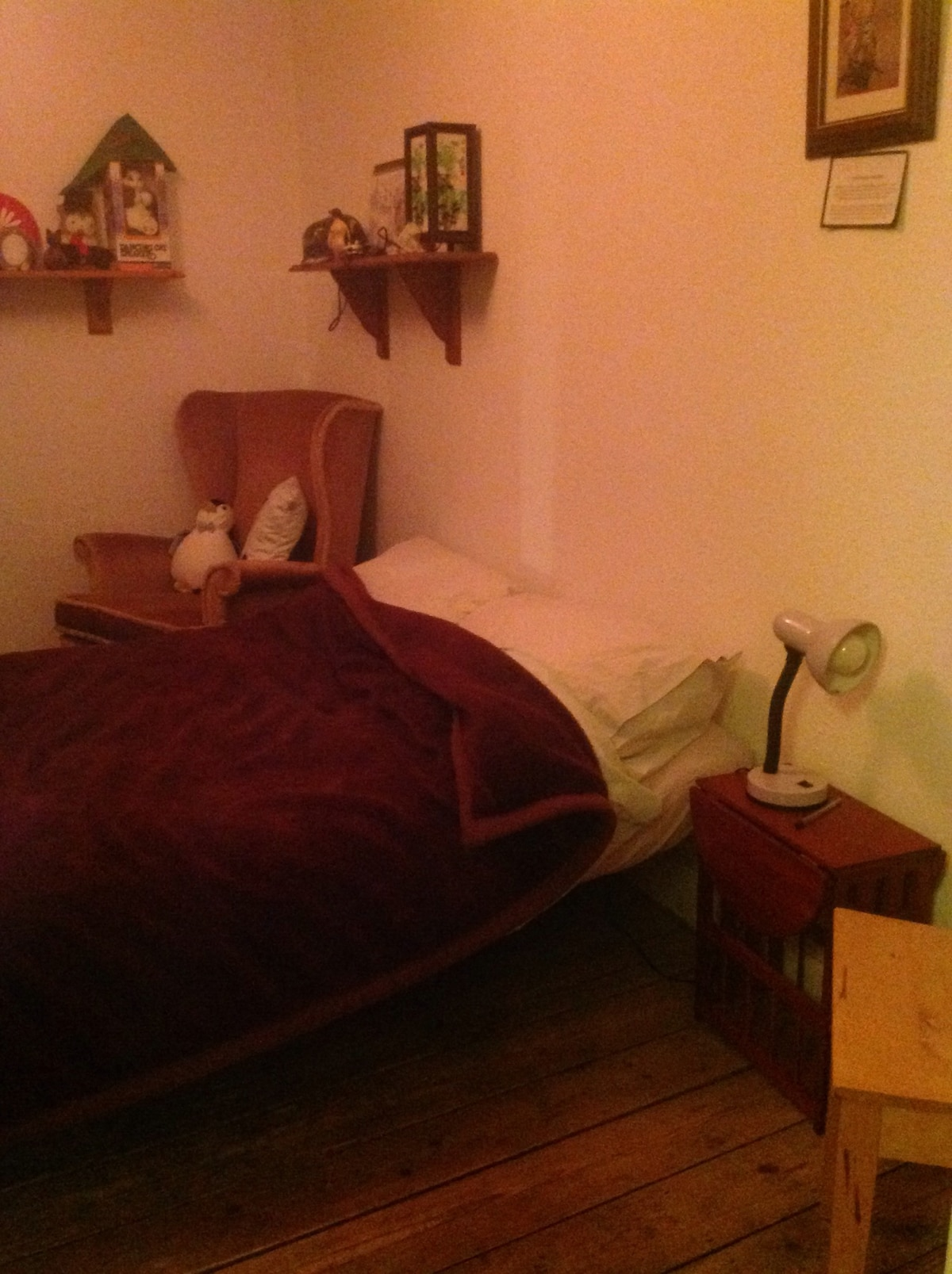 Comfy Double room, 2km from City
