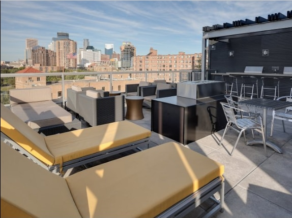Downtown Rooftop Brand New