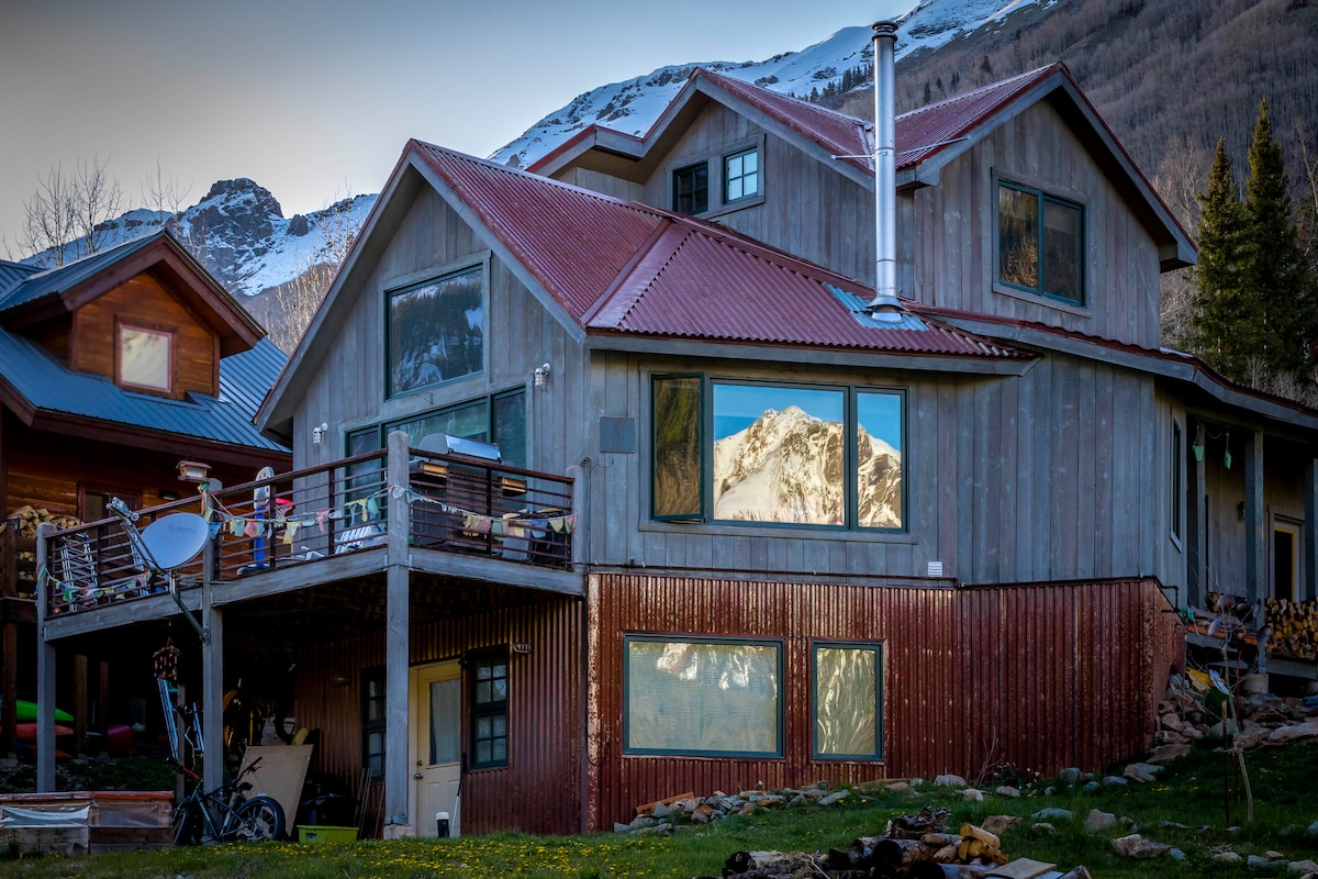 Ophir Pass Guest House