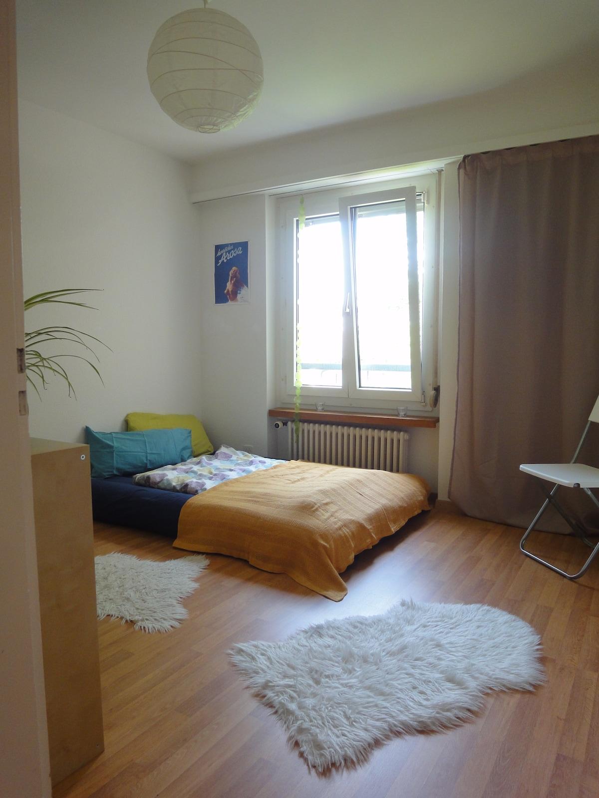 cozy room•2'Üetliberg&Triemli&Tram