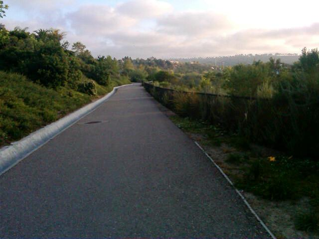 Adjacent to the Carlsbad trails for a walk or run and fresh air