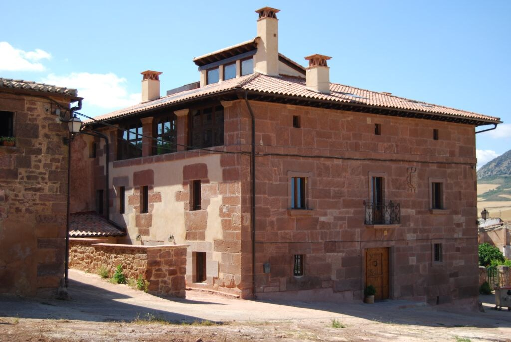 An eighteenth century Palace House