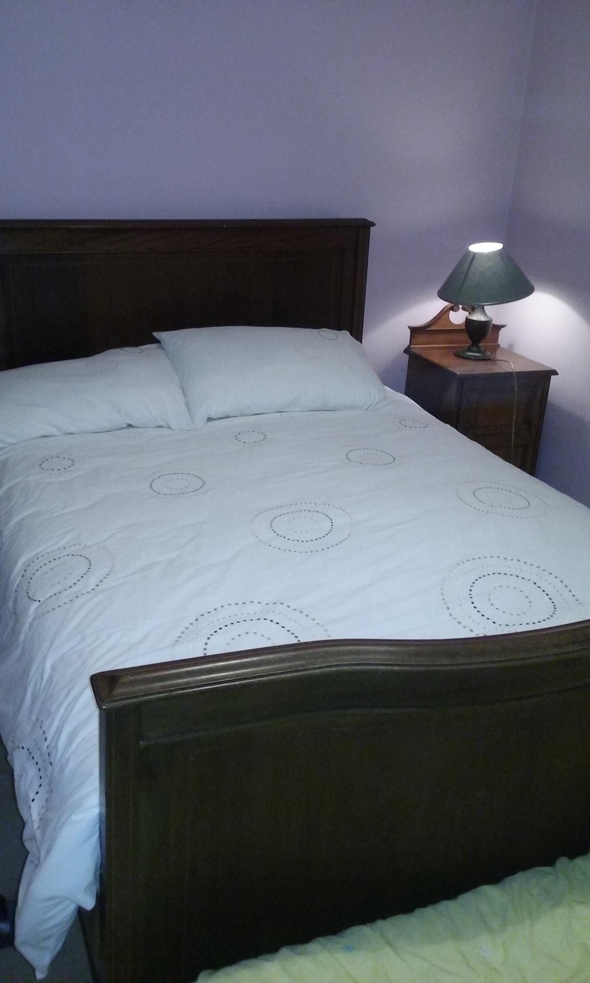 Cosy  Double Bedroom  in Danesfort
