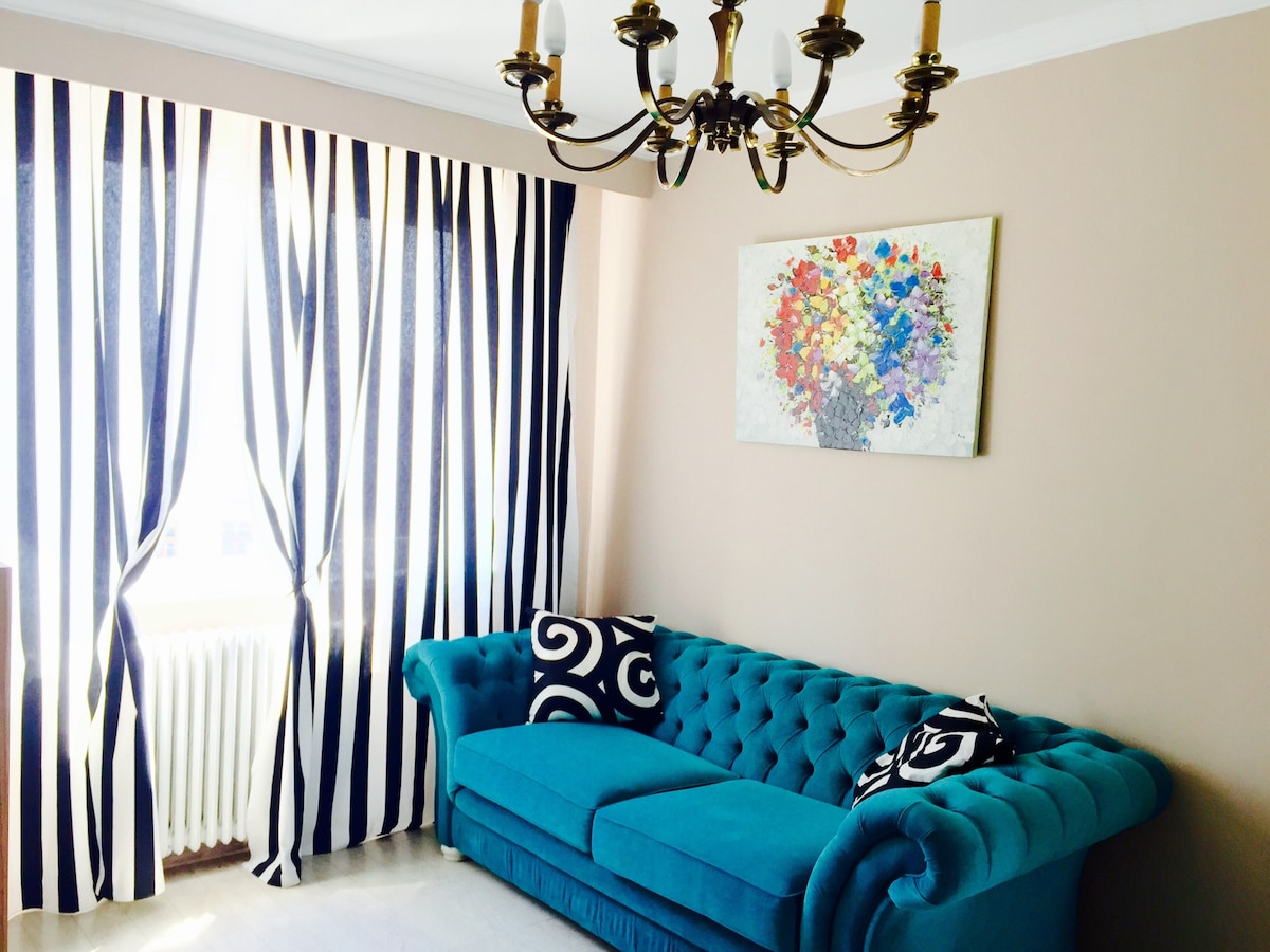 Art apartament in the heart of Cluj