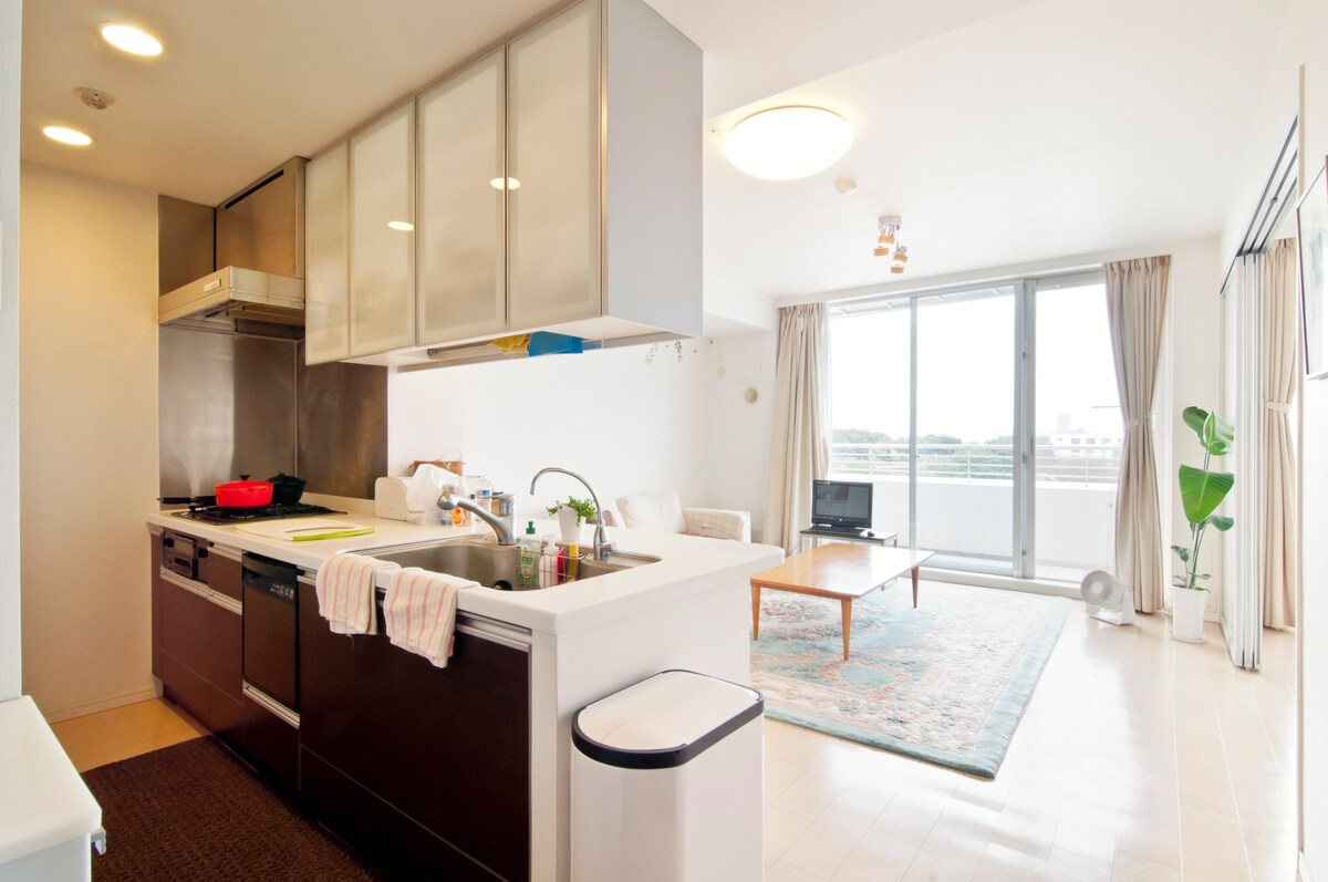 Luxury apt-Best for Pacifico user!