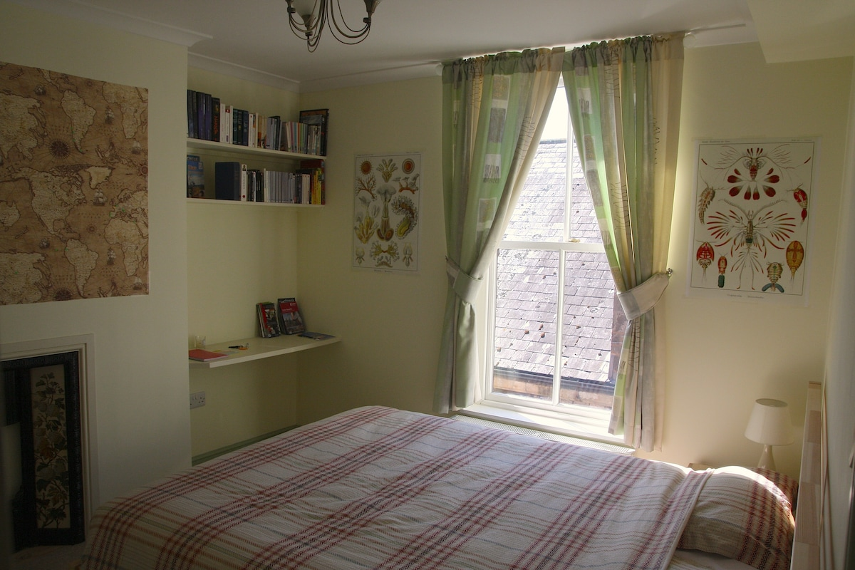Double bedroom in the city center