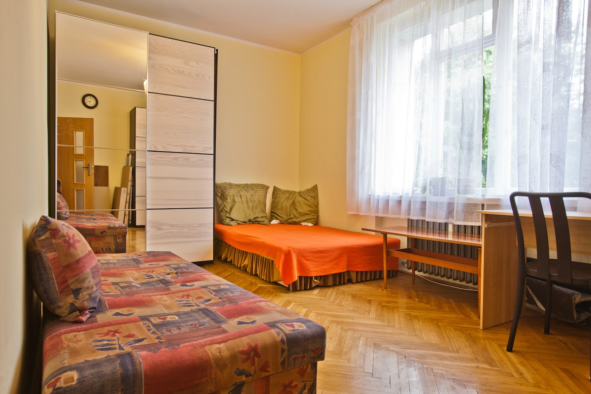 Comfortable Room in The City Center