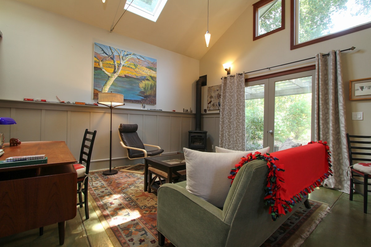 Dry Creek Valley Cottage