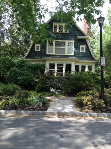 Highland Park Historic Home; U of R