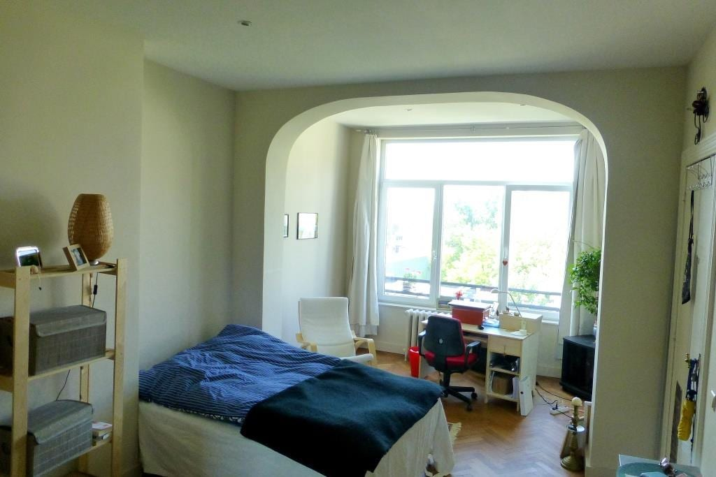 Brussels: Room in a shared flat