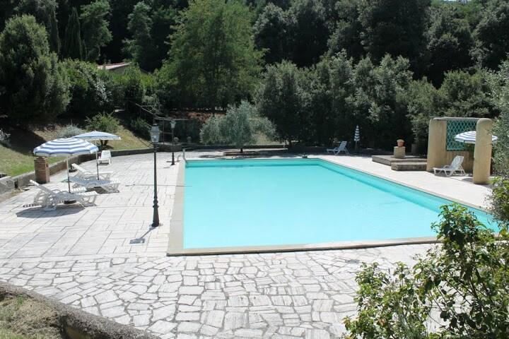 Tuscany fresh apart & swimmimg pool